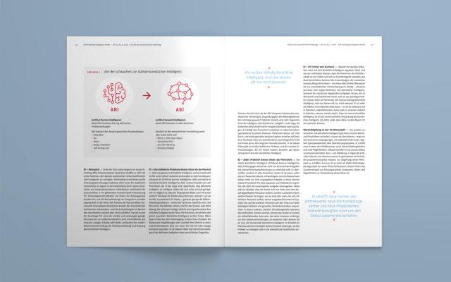 NIM Magazin MIR 2019 Innenseite Illustration und Text