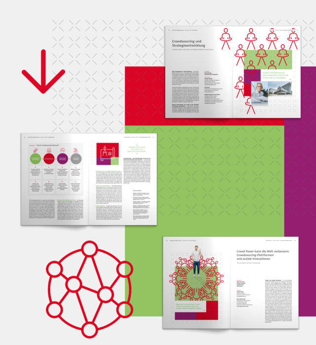 NIM Magazin MIR 2020 Übersicht Innenseiten und Illustrationen