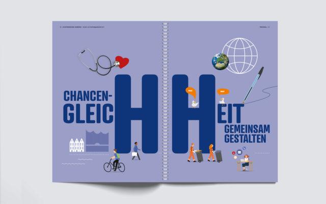 Stadtreinigung Hamburg Konzern- und Nachhaltigkeitsbericht 2017 Innenseite