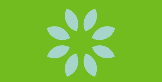 Fitvia Corporate Design Key Visual Blume