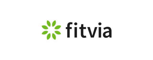 Fitvia Corporate Design Logo