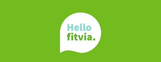 Fitvia Corporate Design Claim