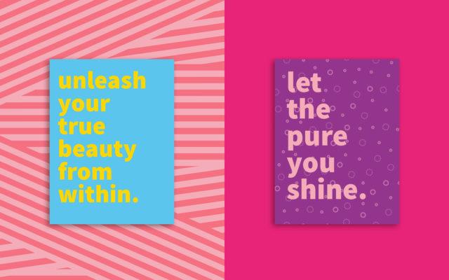 Fitvia Corporate Design Brandstory