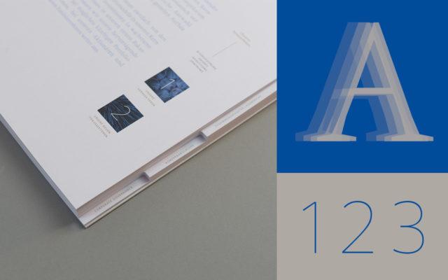 DBAG Geschäftsbericht Design