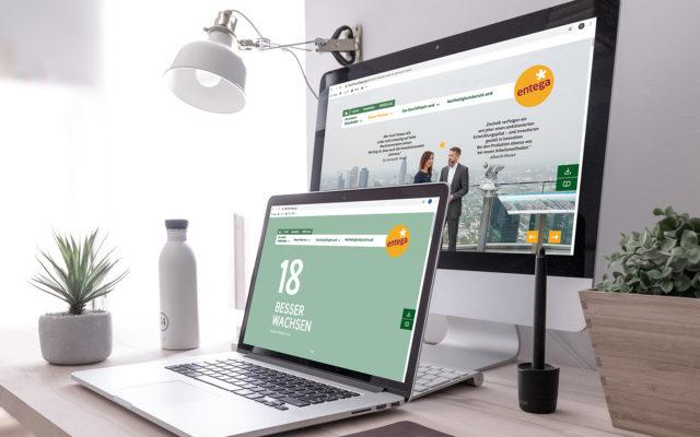 ENTEGA Geschäftsbericht Online