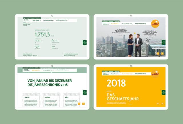 ENTEGA Geschäftsbericht Onlineversion