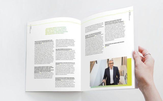 GGEW Geschäftsbericht 2019 Innenseiten