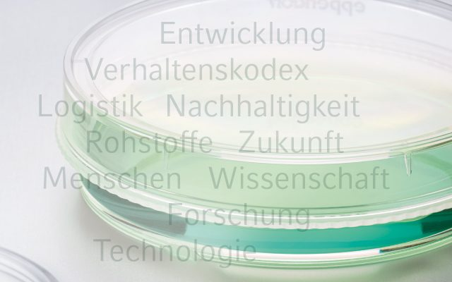 Eppendorf Nachhaltigkeitsbericht Mood