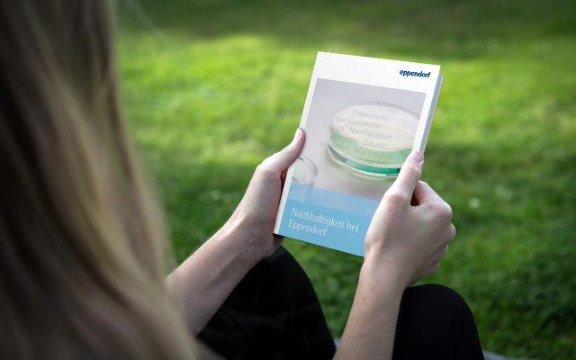 Eppendorf Nachhaltigkeitsbericht Titelmood